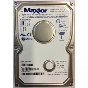 """6Y060L0422611 - Maxtor 60GB 7200 RPM IDE 3.5"""" HDD"""