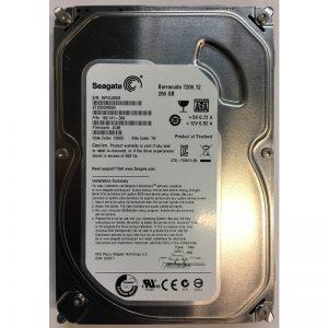"1BC141-300 - Seagate 250GB 7200 RPM SATA 3.5"" HDD"