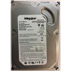 "STM3160812A - Maxtor 160GB 7200 RPM IDE 3.5"" HDD"