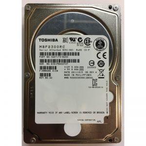 """CA07173-B200 - Toshiba 300GB 10K  RPM SAS 2.5"""" HDD"""