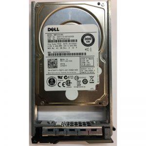 """CA07173-B70300ED - Toshiba 300GB 10K  RPM SAS 2.5"""" HDD w/ tray"""