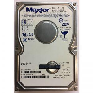 """6L080L0 - Maxtor 80GB 7200 RPM IDE 3.5"""" HDD"""