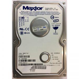"""4R080L06214L1 - Maxtor 80GB 5400 RPM IDE 3.5"""" HDD"""