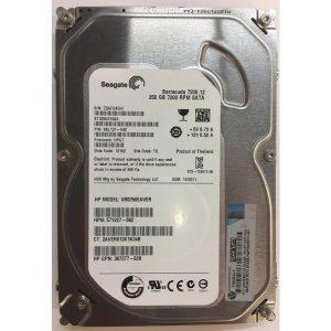 "571227-002 - HP 250GB 7200 RPM SATA 3.5"" HDD"