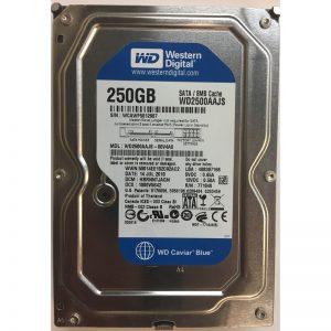 "WD2500AAJS-00V4A0 - Western Digital 250GB 7200 RPM SATA 3.5"" HDD"