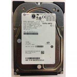 """CA06708-B40300DL - Dell 300GB 15K  RPM SCSI 3.5"""" HDD U320 80pin"""