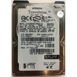 """CA06531-B20000DL - Fujitsu 40GB 5400 RPM IDE 2.5"""" HDD"""