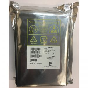 "HUS156060VLS600 - Hitachi 600GB 15K  RPM SAS 3.5"" HDD New Factory Sealed"