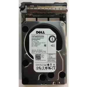 "YY34F - Dell 2TB 7200 RPM SATA 3.5"" HDD w/ tray for R series"