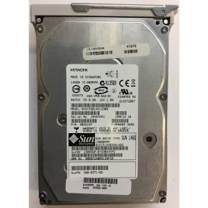 "0B22187 - Sun 146GB 15K  RPM SAS 3.5"" HDD w/ tray"