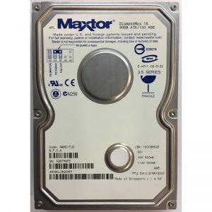 """4R080L06204P1 - Maxtor 80GB 5400 RPM IDE 3.5"""" HDD"""