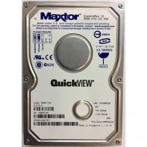 """4R080L04210P1 - Maxtor 80GB 5400 RPM IDE 3.5"""" HDD"""