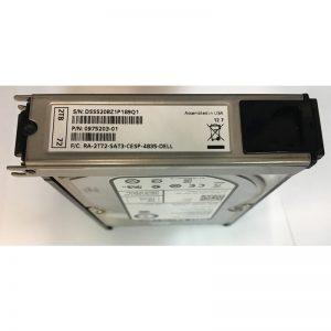 "0975203-01 - Equallogic 2TB 7200 RPM SATA 3.5"" HDD w/ tray for 6500E"