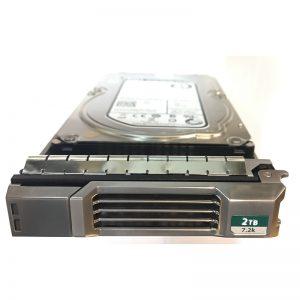 "0T7F78 - Compellent 2TB 200  RPM SAS 3.5"" HDD w/ tray for PS6100E/XV, PS6100, PS412"