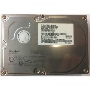 """MX6L040L2 - Maxtor 40GB 7200 RPM IDE 3.5"""" HDD VQ40Y011-01-B version"""