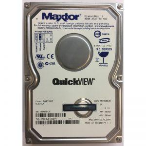 """4R080L04252P1 - Maxtor 80GB 5400 RPM IDE 3.5"""" HDD"""