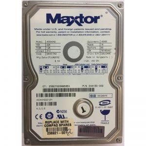 """4D040H2221231 - Maxtor 40GB 5400 RPM IDE 3.5"""" HDD"""
