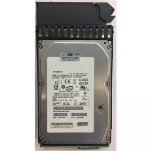 "0B22890 - HP 450GB 15K  RPM SAS 3.5"" HDD w/ tray for MSA2"