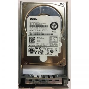 "CA07173-B20300DE - Toshiba 300GB 10K  RPM SAS 2.5"" HDD w/ tray"
