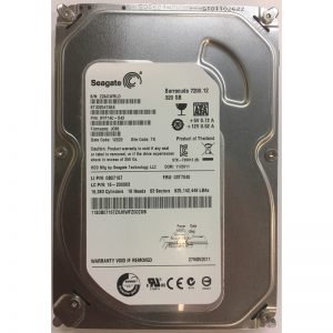 "0B07167 - Lenovo 320GB 7200 RPM SATA 3.5"" HDD"