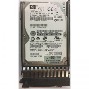"0B24176 - HP 146GB 10K  RPM SAS 2.5"" HDD w/ tray"