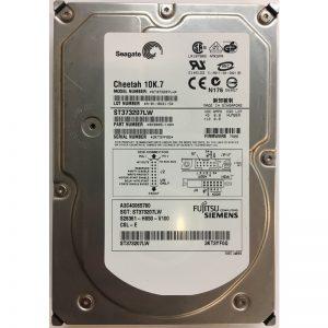 "S26361-H850-V100 - Fujitsu/Siemens 73GB 10K  RPM SCSI 3.5"" HDD U320 68Pin"