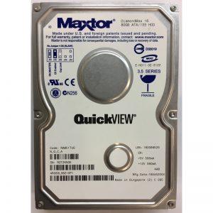 """4R080L06210P1 - Maxtor 80GB 5400 RPM IDE 3.5"""" HDD"""