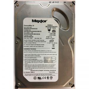 "STM3802110A - Maxtor 80GB 7200 RPM IDE 3.5"" HDD"