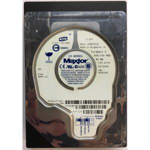 """2F040L07106P1 - Maxtor 40GB 5400 RPM IDE 3.5"""" HDD"""