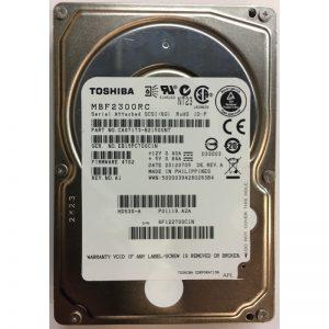 """CA07173-B21500NT - Toshiba 300GB 10K  RPM SAS 2.5"""" HDD"""