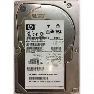 """0950-4132 - HP 73GB 10K  RPM SCSI 3.5"""" HDD U320 68Pin"""