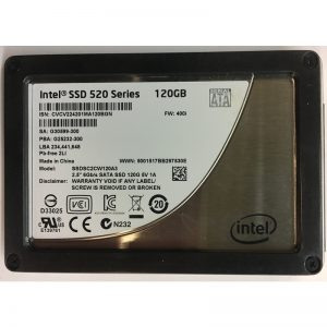 """SSDSC2CW120A3 - Intel 120GB SSD SATA 2.5"""" HDD"""