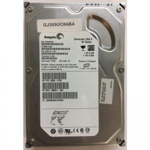 "0950-4729 - HP 80GB 7200 RPM SATA 3.5"" HDD Seagate version"