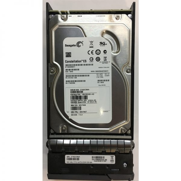 """00V7466 - IBM 1TB 7200 RPM SATA 3.5"""" HDD for EXN3000"""