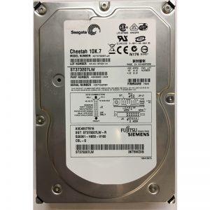 "A3C40077816 - Fujitsu/Siemens 73GB 10K  RPM SCSI 3.5"" HDD U320 68Pin"