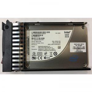 """SSDSA2M160G2HP - Intel 160GB SSD SATA 2.5"""" HDD 3Gbps w/ tray"""