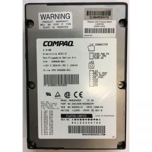 "CA01407-B320 - Fujitsu 2.4GB 7200 RPM SCSI 3.5"" HDD 68 pin"