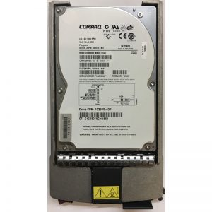 103600-001 - Compaq 4.3GB 7200 RPM SCSI 3.5' HDD 80 pin