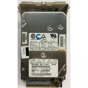 142214-001 - Compaq 2.1GB 7200 RPM SCSI 3.5' HDD 50 pin