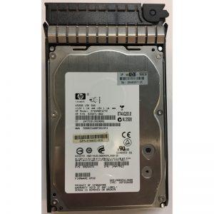 "0B24474 - HP 450GB 15K  RPM SAS 3.5"" HDD dual port w/ tray"