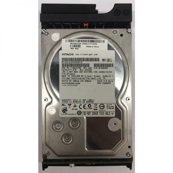 """118032706 - EMC 2TB 7200 RPM SATA 3.5"""" HDD for AX4-5F/ 5i series"""