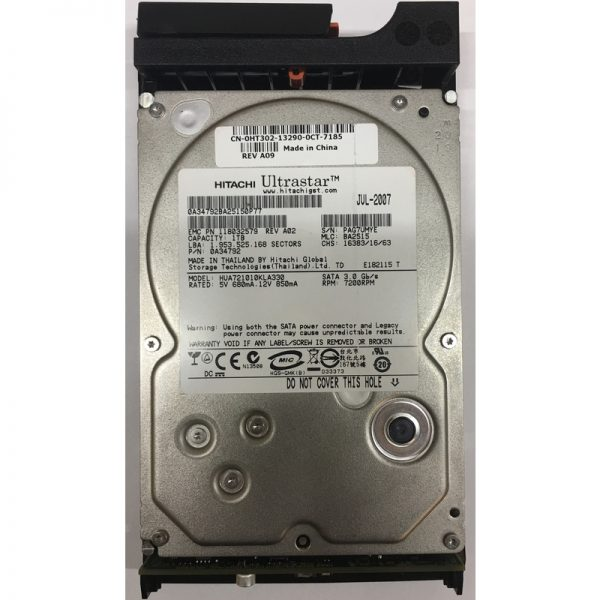 """118032579 - EMC 1TB 7200 RPM SATA 3.5"""" HDD for AX4-5I AX4-5F  AX4-5i"""
