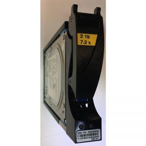 HUS72402CLAR2000 - EMC 2TB 7200 RPM SATA HDD for VNX5100, VNX5200 and VNXe3300 Arrays