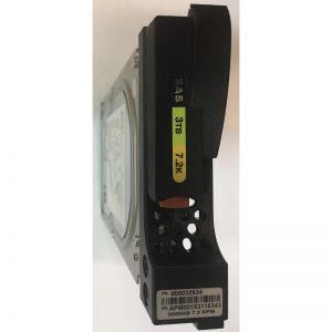 HUS72604CLAR3000 - Data Domain DD2500 3TB 7200 RPM SAS HDD