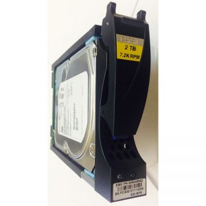 ST2000NMCLAR2000 - EMC 2TB 7200 RPM SATA HDD for CX3 and CX4 Arrays