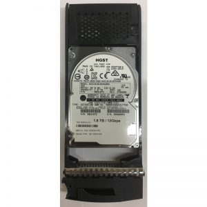 "0B31872 - NetApp 1.8TB 10K  RPM SAS 2.5"" HDD for DS224C, DS2246 24 bay enclosures"