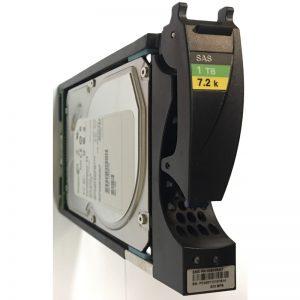 "005049407 - EMC 1TB 7200 RPM SAS 3.5"" HDD  for VNX5100, 5300,5500,5700,7500, VNXe3300"