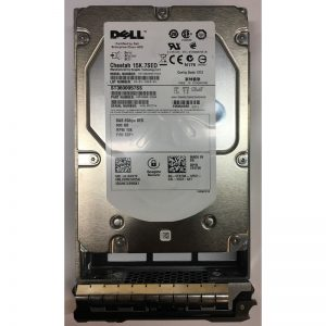 "0T873K - Seagate 600GB 15K  RPM SAS 3.5"" HDD SED"