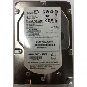 "41392-03 - LSI 600GB 15K  RPM SAS 3.5"" HDD SED"
