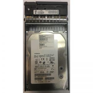 "0B24500 - NetApp 300GB 15K  RPM SAS 3.5"" HDD w/ tray for DS4243"